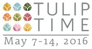 Tulip Time May 7-14, 2016